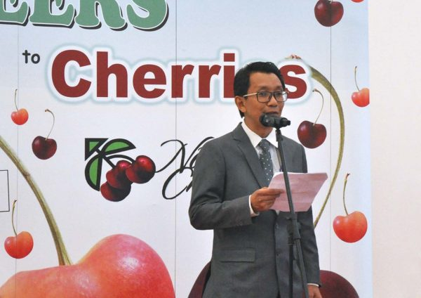 usa northwest cherries abdul ghani wahab us department of agriculture