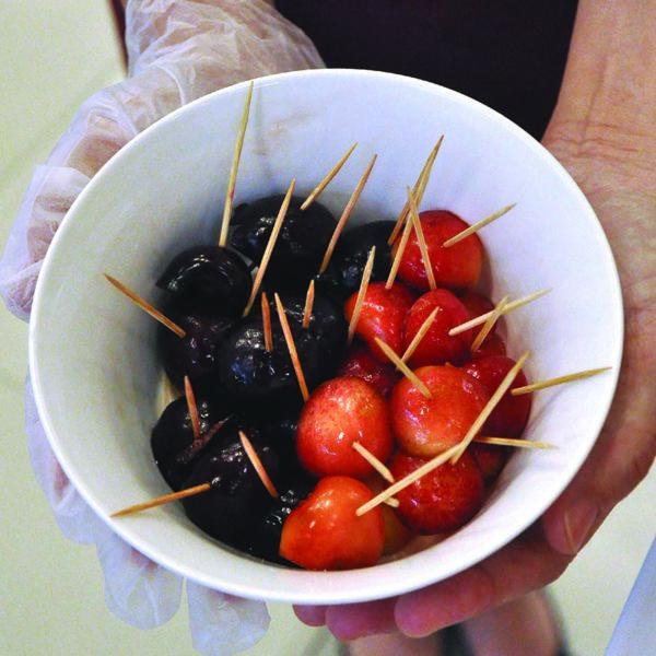 usa northwest cherries anti-inflammatory