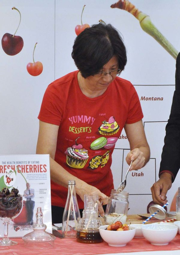 usa northwest cherries healthy recipe