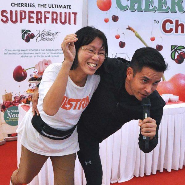 usa northwest cherries kevin zahri cikgu fitness malaysia workout