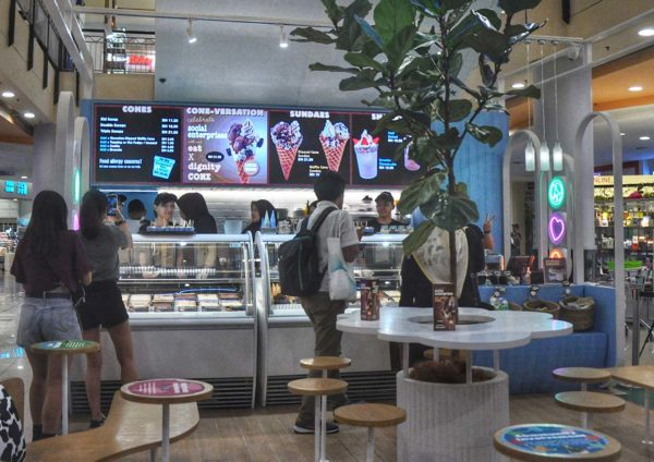 ben and jerrys malaysia scoop shop sunway pyramid