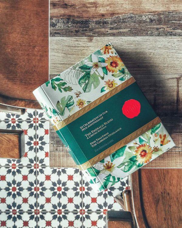 boh sungei palas tea centre cameron highland limited edition emerald blend