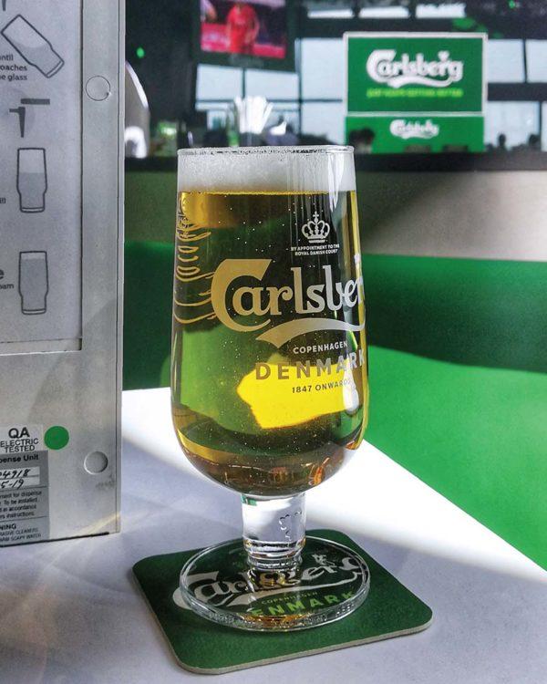 carlsberg just keeps getting better marimbar petaling jaya stem glass