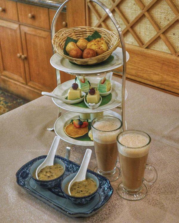 dorsett grand subang all things durian afternoon hi-tea