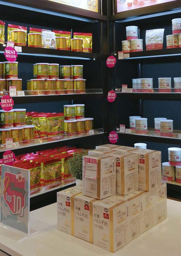 fine japan sunway velocity mall kuala lumpur beauty product
