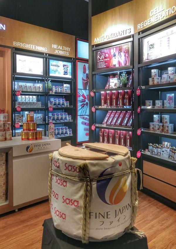 fine japan sunway velocity mall kuala lumpur first store