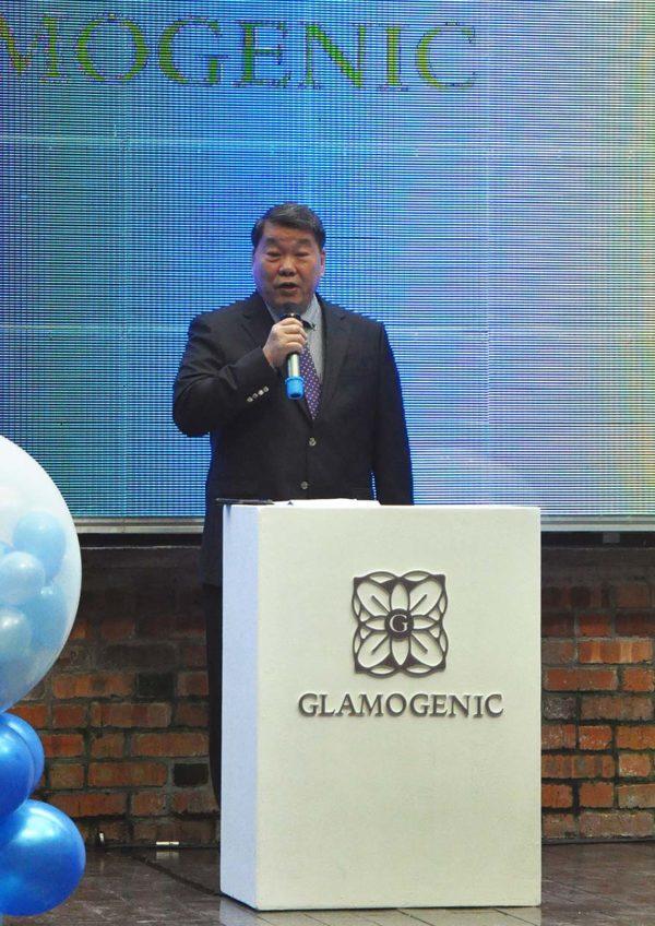 glamogenic australian skincare 1 plus 1 be simplify beauty dato dr wong aik loung