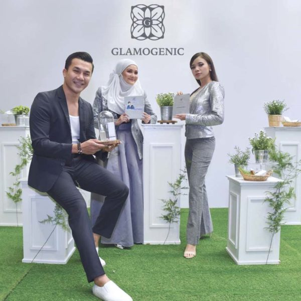 glamogenic australian skincare 1 plus 1 be simplify beauty distributors
