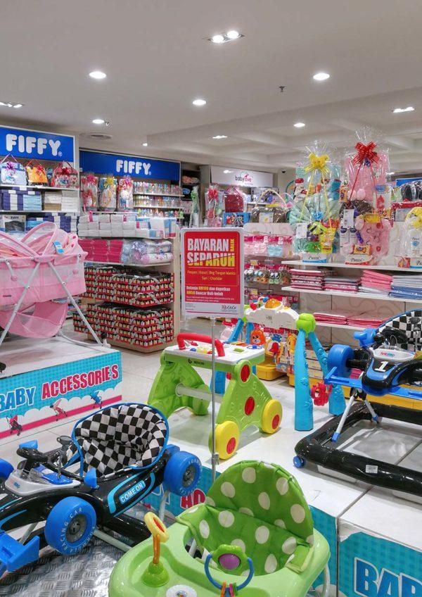 lulu hypermarket kuala lumpur half payback offer promotion baby stuffs