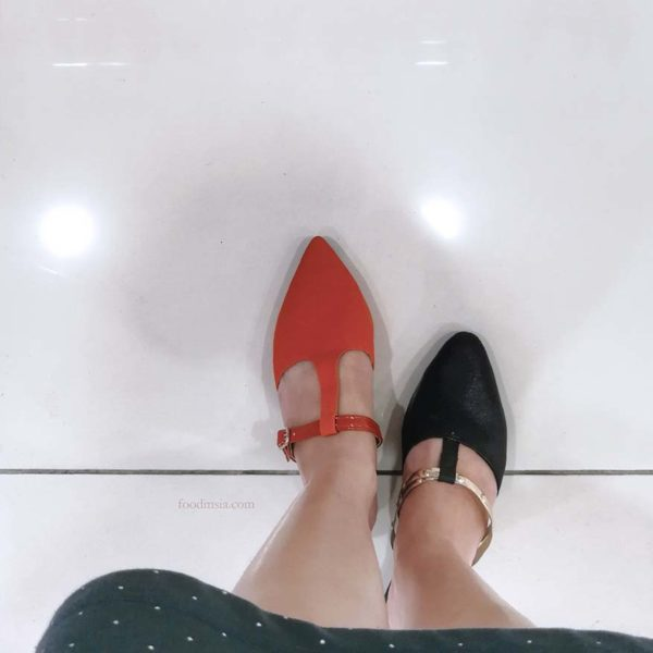 lulu hypermarket kuala lumpur half payback offer promotion ladies shoes