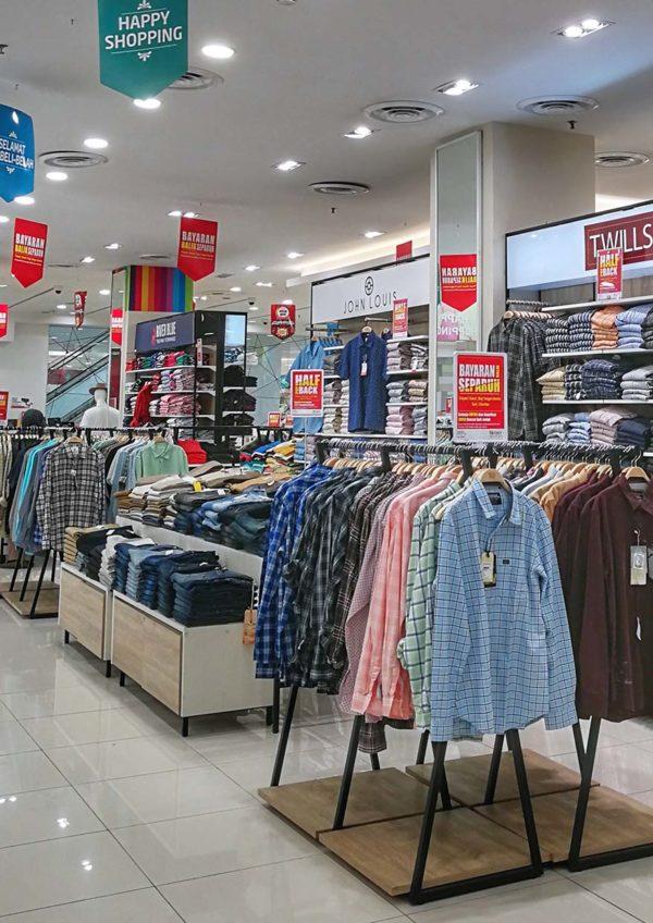 lulu hypermarket kuala lumpur half payback offer promotion men fashion