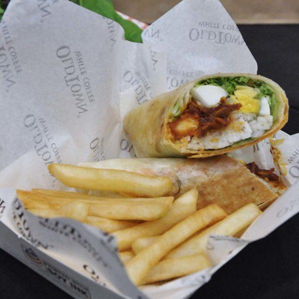 oldtown 2go delivery meals foodpanda nasi lemak roll