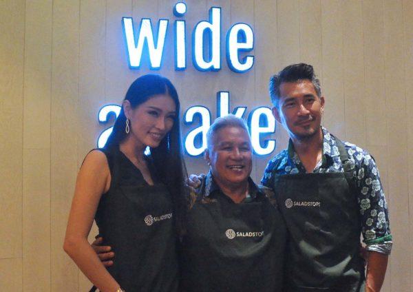 saladstop malaysia nu sentral kuala lumpur chef wan amber chia steve yap