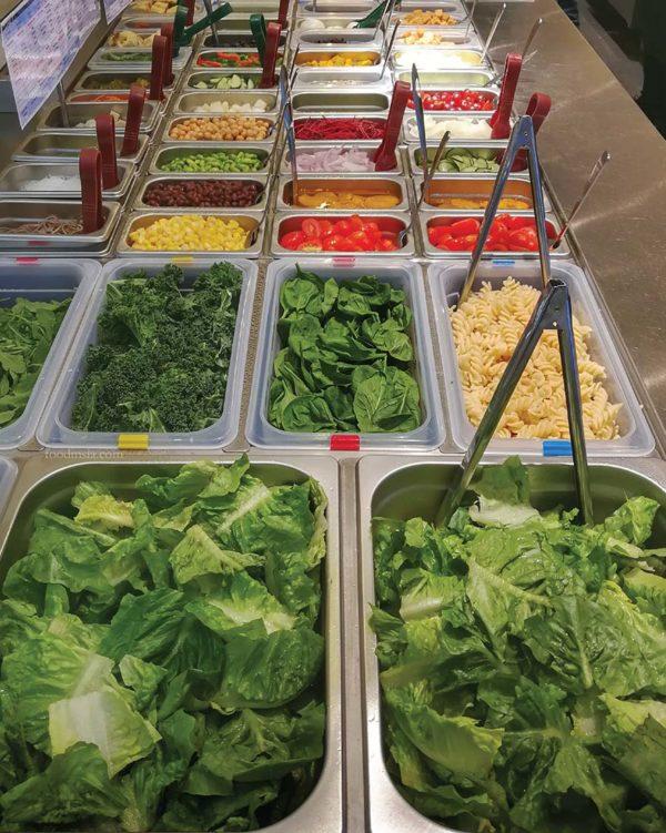 saladstop malaysia nu sentral kuala lumpur fresh ingredients