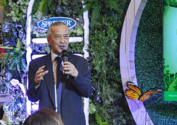 spritzer 30 years of natural goodness dr chuah chaw teo