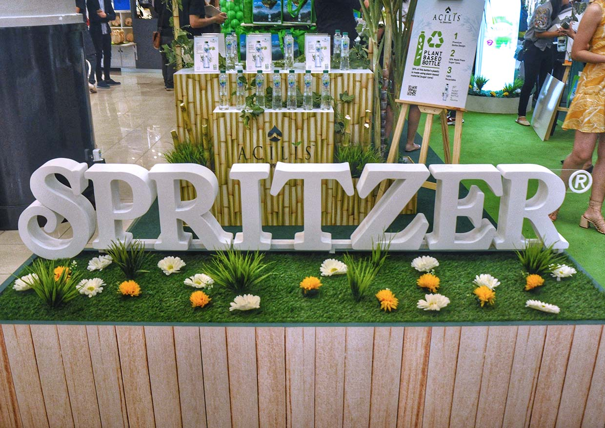 30 Years of Natural Goodness @ Spritzer