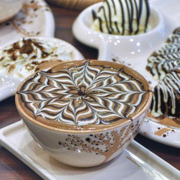 taste of paradigm mall petaling jaya molten chocolate cafe beverage