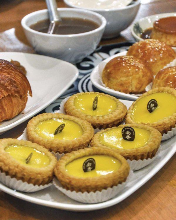 taste of paradigm mall petaling jaya nam heong ipoh egg tart