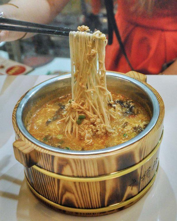 taste of paradigm mall petaling jaya seaweed club noodle