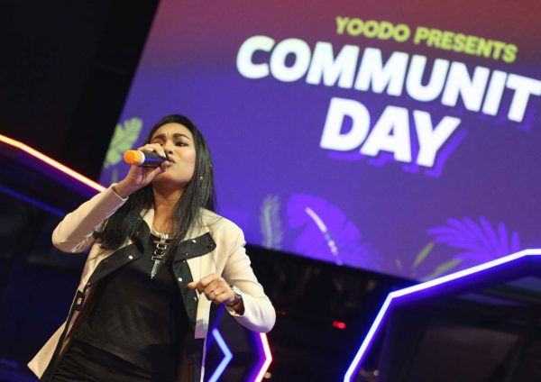 yoodo presents community day local indie band concert singer nadhira