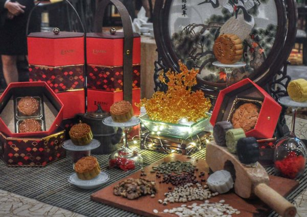 eastin hotel kuala lumpur mid-autumn festival varieties