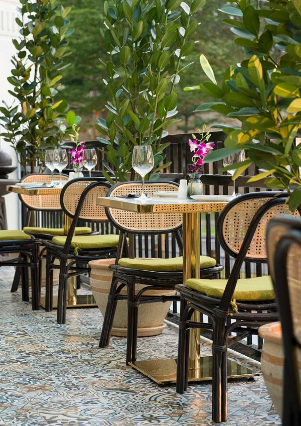 frangipaani the republik damansara heights indian restaurant alfresco