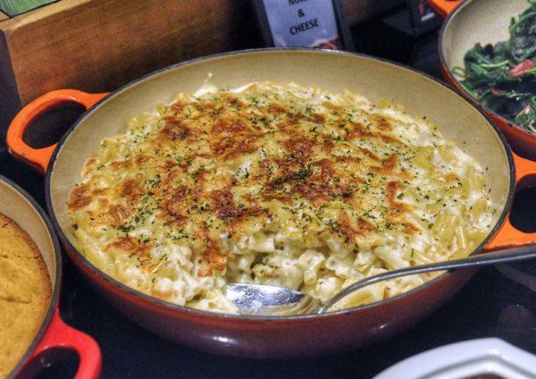 hilton kuala lumpur vasco smokehouse bbq buffet mac and cheese