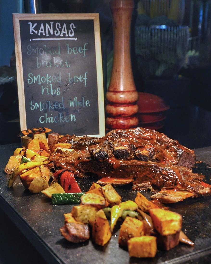 The Best Of Smokehouse BBQ @ Vasco's, Hilton Kuala Lumpur