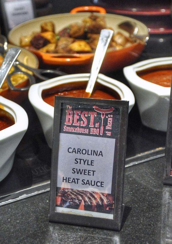 hilton kuala lumpur vasco smokehouse bbq buffet sauce