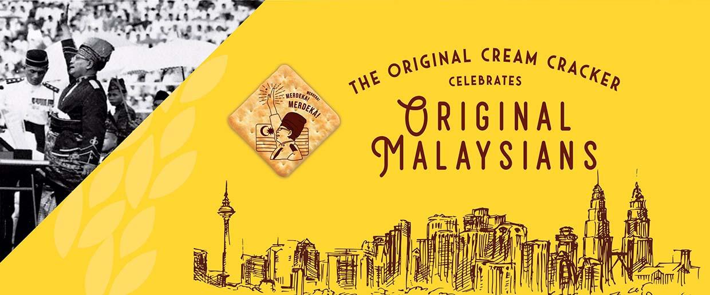 Jacob's The Original Cream Cracker Celebrates Original Malaysians