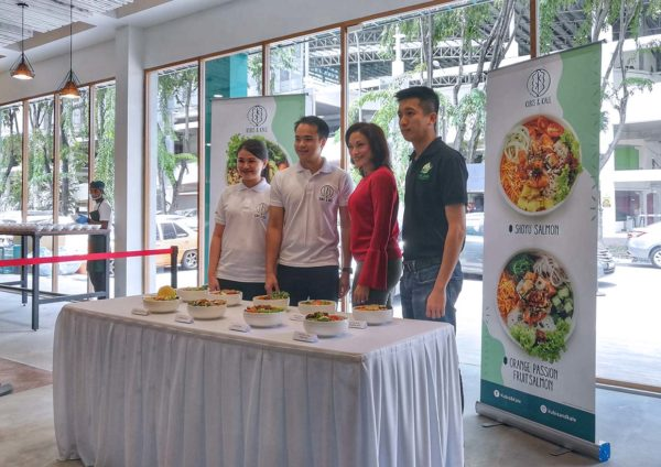 kubis and kale bandar sunway launching event