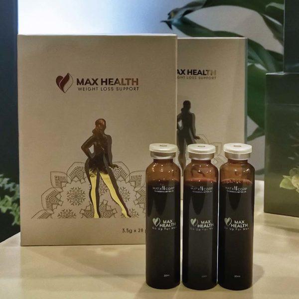 matxi corp klcc convention centre kuala lumpur max health weight loss support