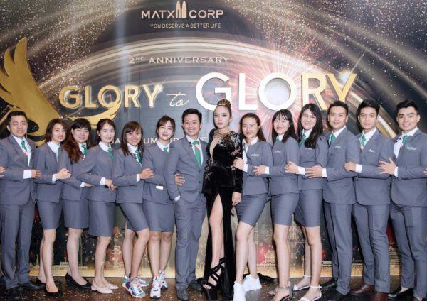 matxi corp klcc convention centre kuala lumpur ms nhung group shot