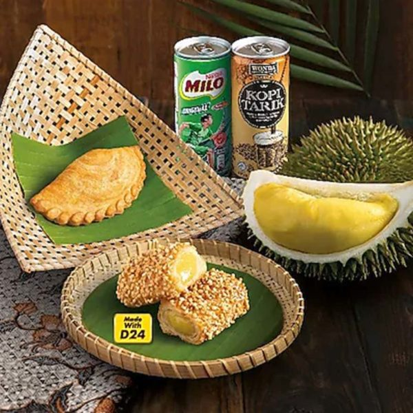 shell malaysia deli2go site durian puff combo offer