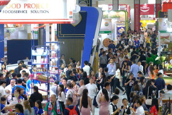 thaifex anuga asia 2020 visitor crowd