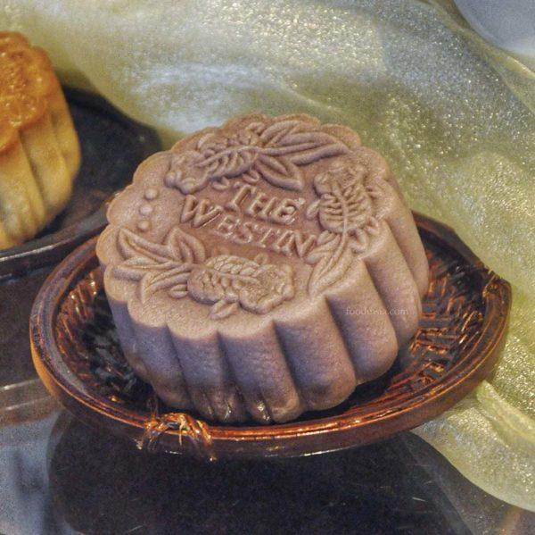 the westin kuala lumpur yue fantasy mooncake mid autumn festival purple sweet potato