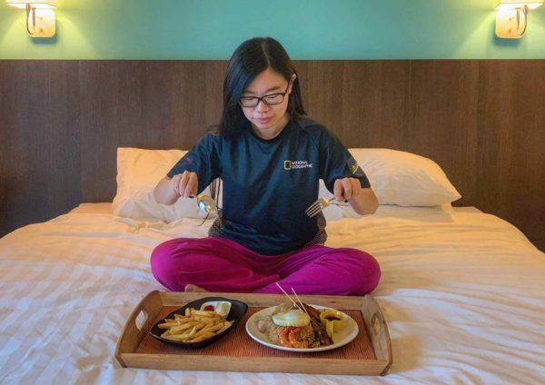 best western i-city shah alam staycation attraction room service