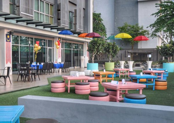 best western i-city shah alam staycation attraction the view cafe