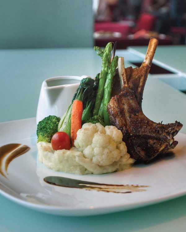 best western i-city shah alam staycation attraction the view cafe lamb