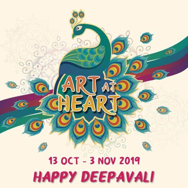 deepavali celebration da men mall usj subang jaya art at heart