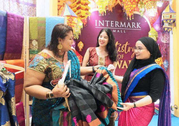 deepavali celebration intermark mall kuala lumpur grand bazaar