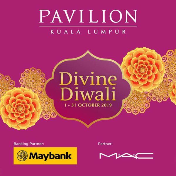 deepavali celebration pavilion kuala lumpur divine diwali