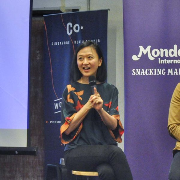 mindful snacking smrter snacker session-mondelez malaysia pei gee chew