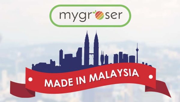 mygroser malaysia first independent fully online grocery store promotion