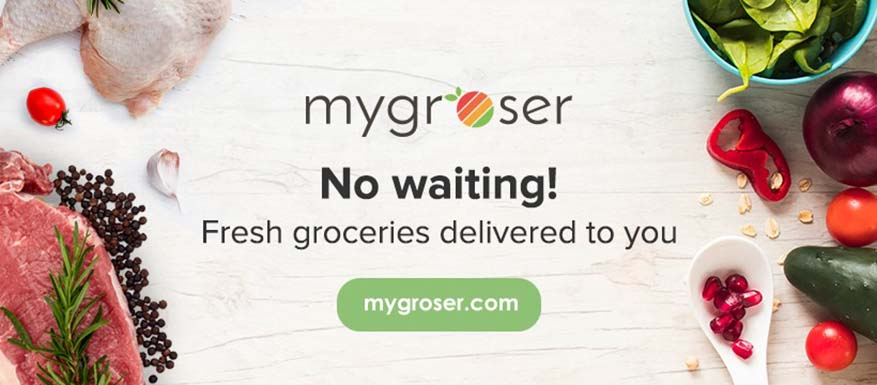 5 Reasons Why Grocery Shopping at MyGroser is Quick & Convenient