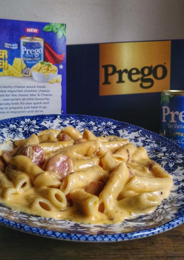 prego mac and cheese pasta sauce your yummy super hero