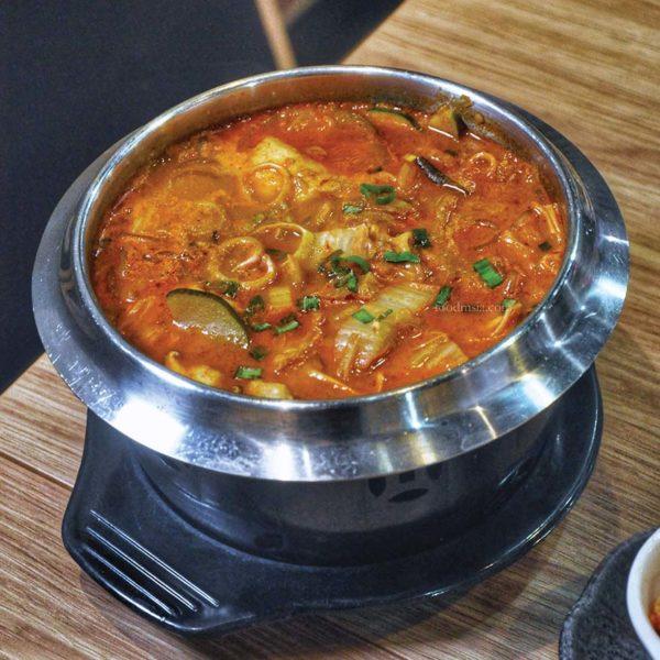 seoul garden hotpot korean restaurant main place usj subang curry seafood