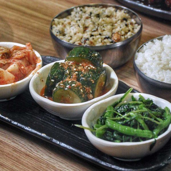 seoul garden hotpot korean restaurant main place usj subang namul