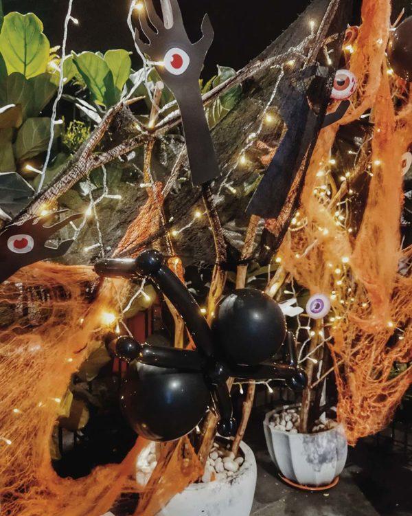 souled out desa sri hartamas the monster ball halloween deco