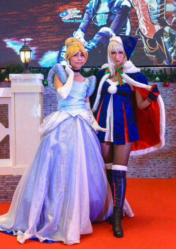 cosplay party 5 klang parade disney princess